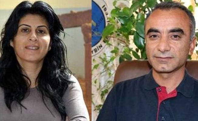 Nusaybin Belediye Eş Başkanları gözaltına alındı