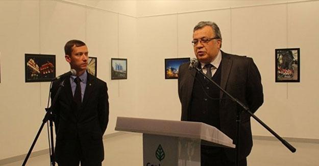 Rus Büyükelçi'nin öldürüldüğü sergi salonu kapılarını 'ağıt'la açacak