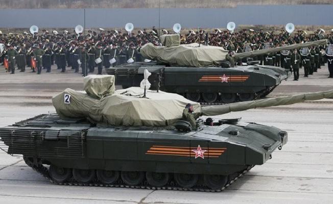 Silah üreticisinin çocuk kitabı böyle olur: Küçük Tankın Maceraları