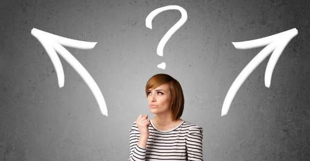 Son kararı vermeden önce beynimiz neden sürekli karar değiştirir?