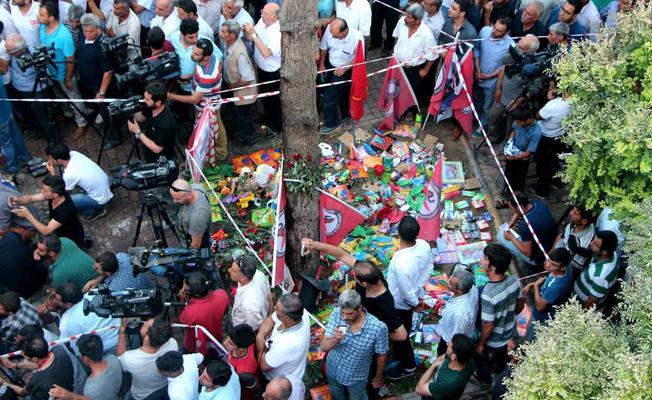 Suruç katliamıyla ilgili 2 polis amirine dava açıldı
