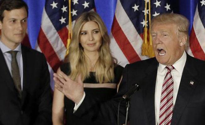 Trump damadını danışmanlığa atadı