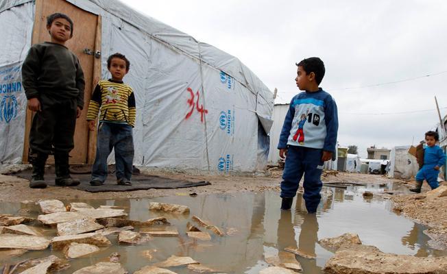 Türkiye'deki Suriyeli çocukların yüzde 40'ı okula gitmiyor