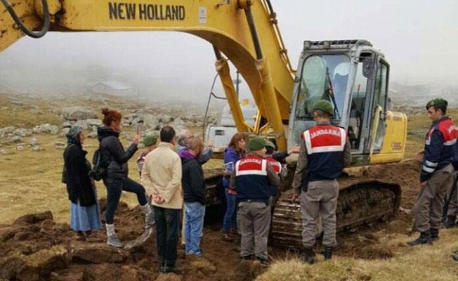 Yeşil Yol Projesine karşı çıkan 11 kişiye dava