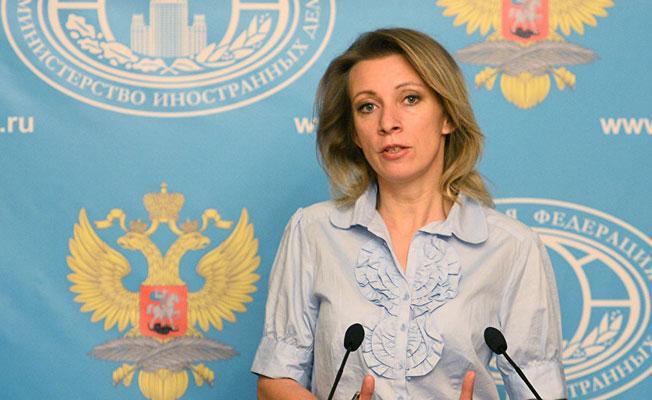 Zaharova: IŞİD ve El Nusra, Suriye ve Irak'ta kimyasal silah kullanıyor