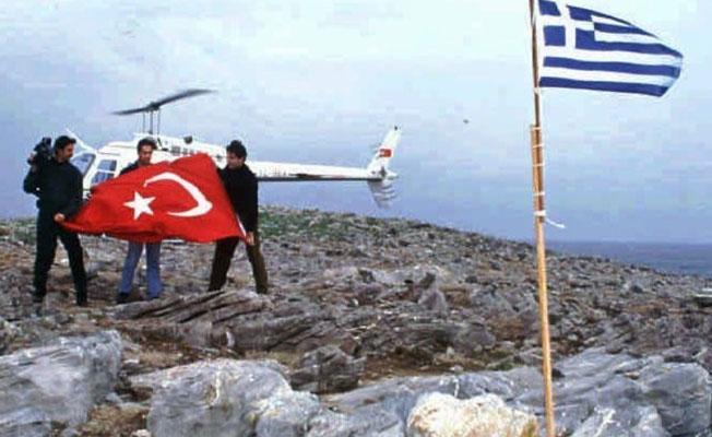 AKP'li Kocabıyık: Yunanistan'ı uyarıyorum; bizimle Kardak oyunu oynamayın, sizi vururuz