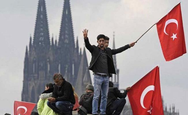 Almanya'da Erdoğan'a miting yasağı talep edildi