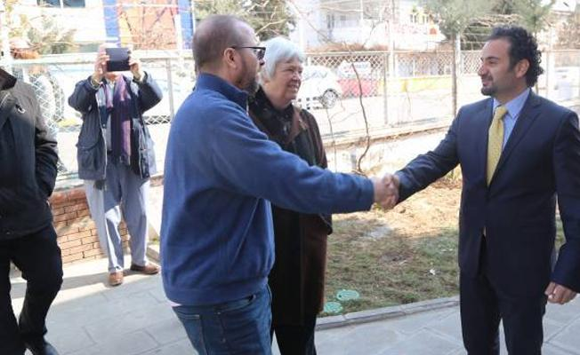 Avrupa'dan gelen heyete Diyarbakır'da polis engeli