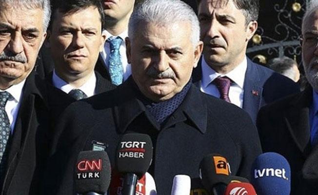 Başbakan Rakka açıklaması: Doğrudan operasyona girmeyeceğiz