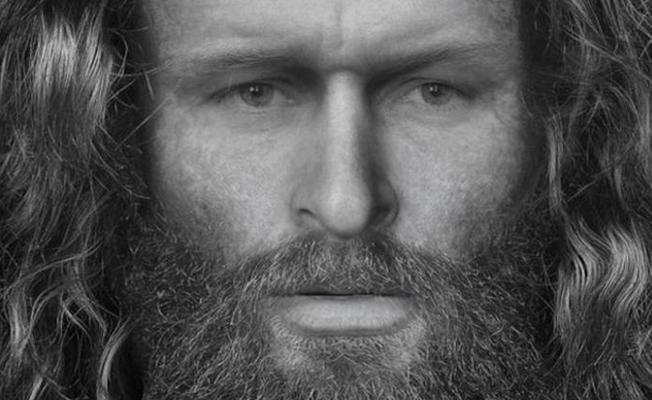 Bin 400 yıl önce vahşice öldürülen adamın yüzü canlandırıldı