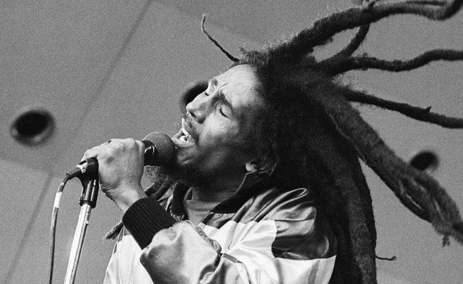 Bob Marley'in kayıp konser kayıtları bulundu