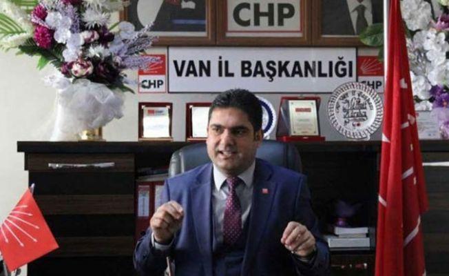 CHP Van İl Başkanı Kurukcu: 'Evet'in zararlarını anlatacağız