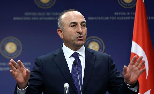 Dışişleri Bakanı'ndan Kıbrıs açıklaması