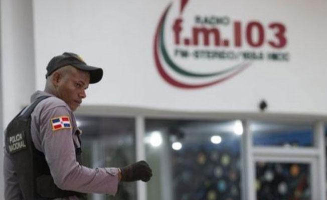Dominik Cumhuriyeti'nde iki gazeteci canlı yayında vuruldu