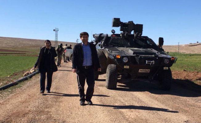 DTK ve HDP heyetinden Nusaybin açıklaması: Şırnak'ta ne yaptılarsa aynısı yapılıyor