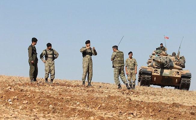 El Bab operasyonu: 1 asker hayatını kaybetti, 1 yaralı