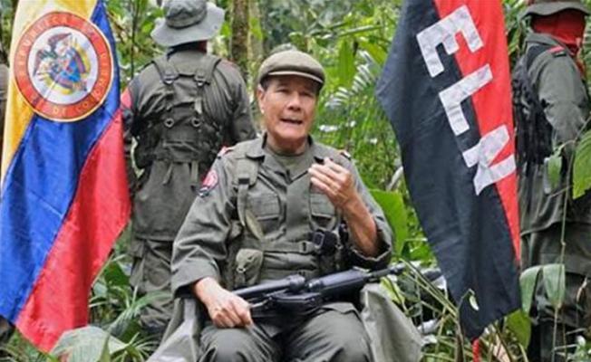 ELN Kolombiya'da kalıcı ateşkes ilan etti