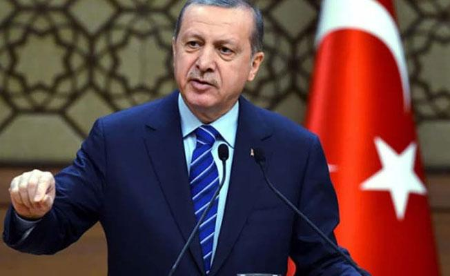 Erdoğan: Güvenli bölgeye Araplar ve Türkmenler yerleşecek
