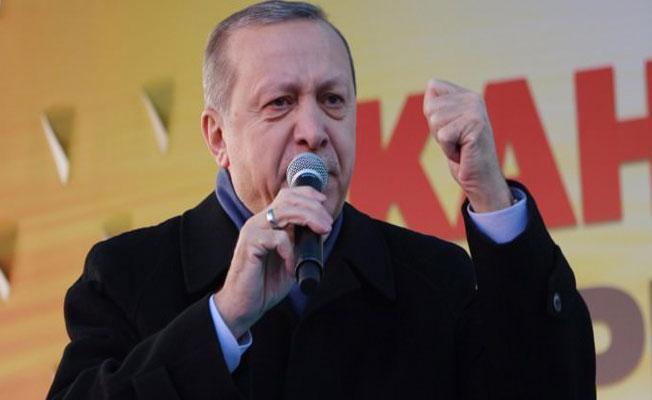 Erdoğan:Utanmadan 'Meclis kalkıyor' diyorlar, bunların yalanlarından bıktık