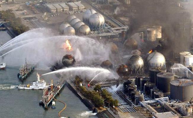 Fukuşima'da nükleer temizlik yapan 'akrep' bozuldu