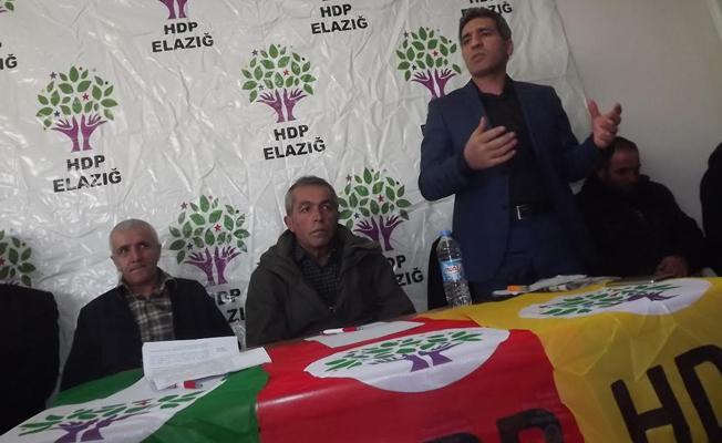 HDP'li Ataş: Bütün yetkilerin tek insanda toplanması asla kabul edilemez