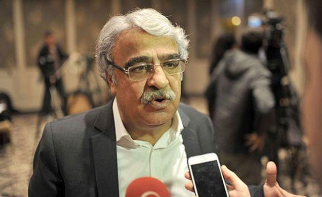 HDP'li Sancar: 'Hayır' diyeceğiz ve bedeli neyse ödeyeceğiz