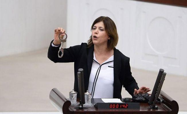 HDP'li Beştaş: Ağır tecrit koşullarında tutuluyorum