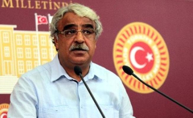 HDP'li Sancar: Anayasa değişikliği bir hiperbaşkanlık sistemi dayatıyor