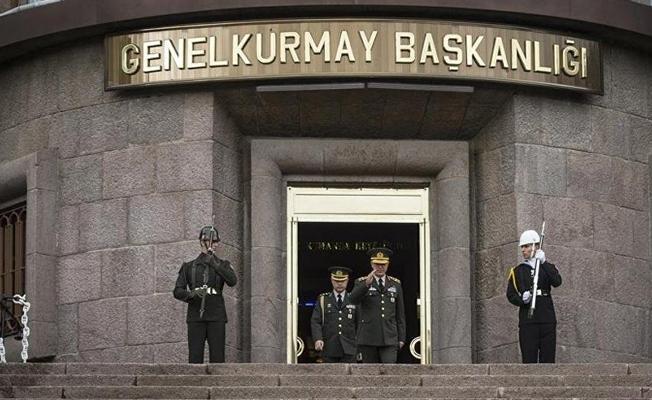 """""""Genelkurmay Başkanı Akar, El Bab'da artık operasyonun bittiğini söyledi"""""""