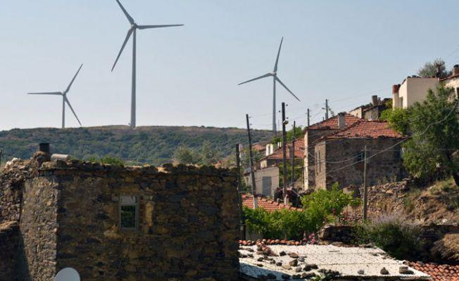 Karaburun'da RES'lerin kapasite artışına izin çıkmadı