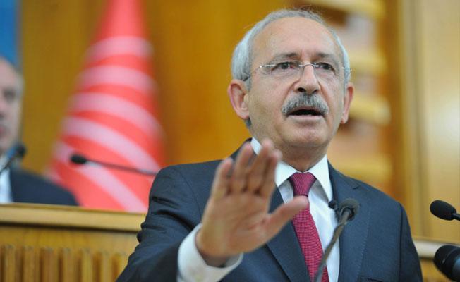 Kılıçdaroğlu: AYM'ye gitmememiz onları telaşa düşürdü