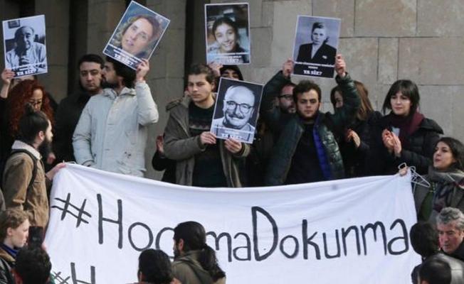Marmara Üniversitesi rektörü: İhraçlardaki tek kriter 'barış bildirisi'ydi