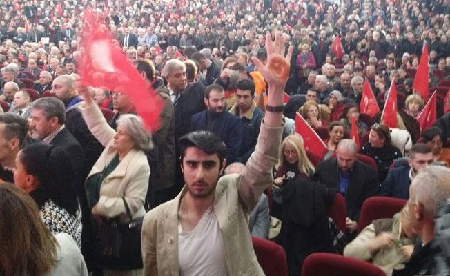 MHP'li muhaliflerin toplantısından: Tek adama hayır