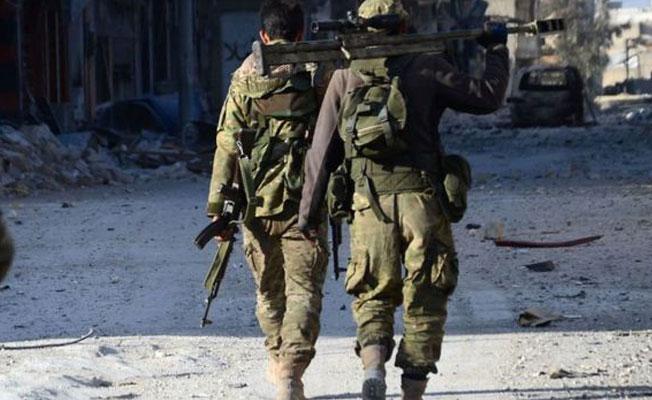 Reuters: ÖSO ve Suriye ordusu El Bab yakınlarındaki Tadif'te çatıştı