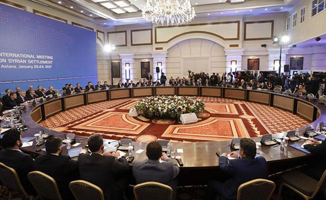 Rusya: Astana görüşmelerinin ikinci turuna Ürdün de garantör olarak katılacak