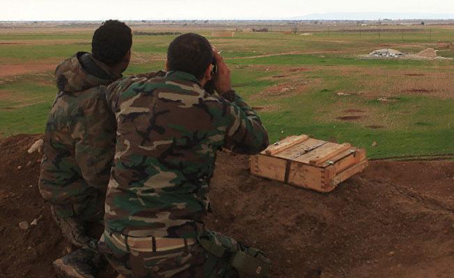  Rusya: Suriye ordusu, Türkiye ile üzerinde anlaşılan geçici sınıra ilerledi