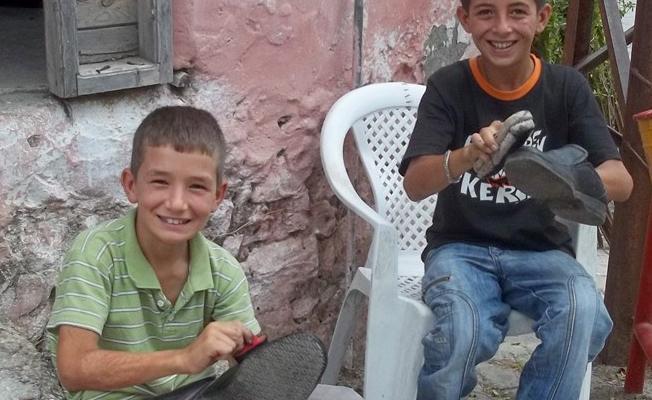 """""""5 Saatlik Emek"""" Fotoğraf Sergisi"""