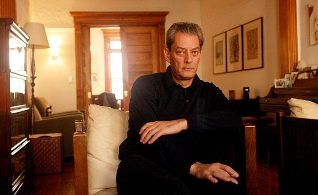 ABD'li yazar Paul Auster: Erdoğan'la atıştığımızdan beri Orhan Pamuk aramadı