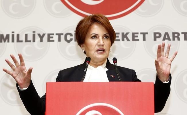 Meral Akşener'e BBP ve Vatan Partisi'nden davet