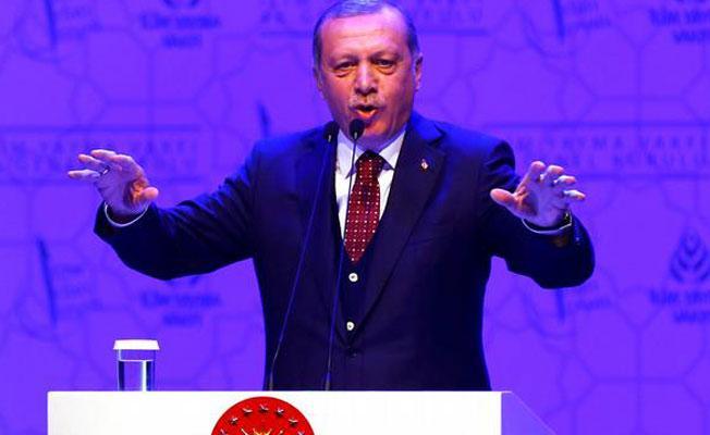 Alman basını: Erdoğan'a sınırları gösterilmeli