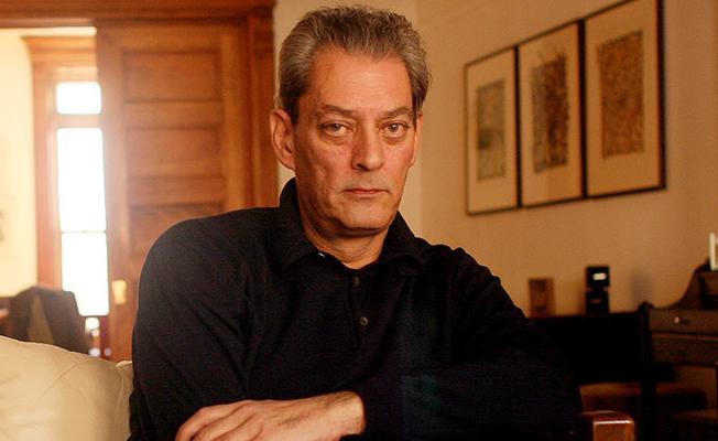 Amerikalı yazar Auster'den tutuklu gazeteci ve yazarlara dayanışma mesajı
