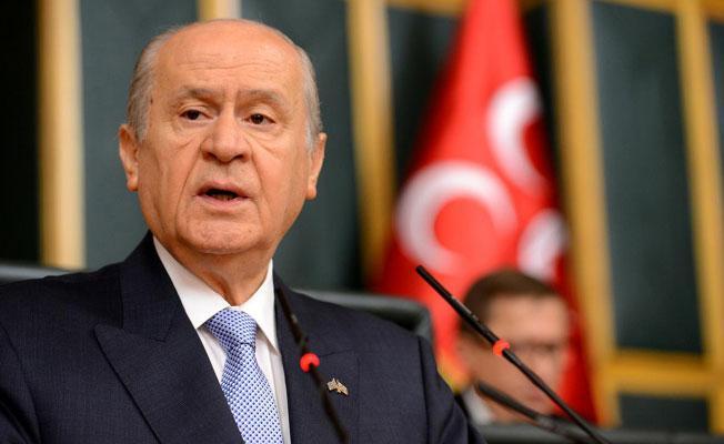 Bahçeli'den Kılıçdaroğlu'na: Akılsız başın cezasını ayaklar çekermiş