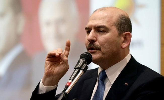 HDP'den Süleyman Soylu hakkında suç duyurusu