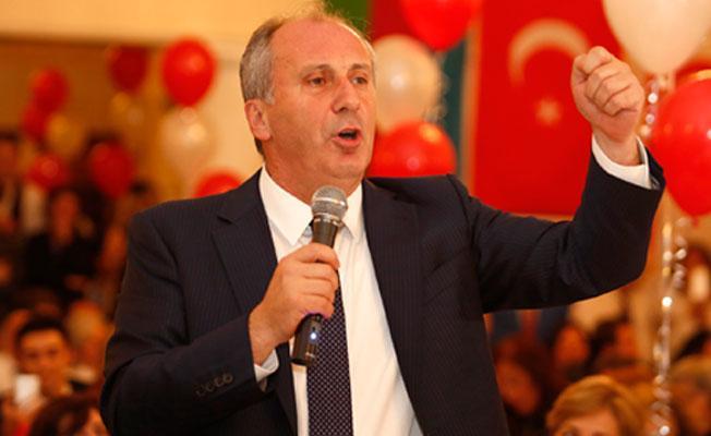 CHP'li Muharrem İnce: Partinin en büyük sorunu özgüven eksikliği