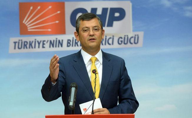 CHP'li Özgür Özel, referandum için son anketi açıkladı