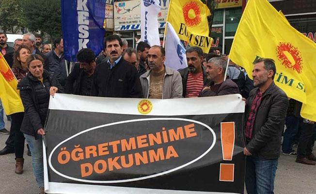 Elazığ'da 60 öğretmene maaş kesim cezası