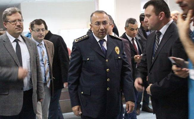 Erdoğan'ın katıldığı törende görevli 65 polis zehirlendi