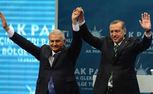 Erdoğan ve Yıldırım örtülü ödenekten iki ayda 459 milyon TL harcadı