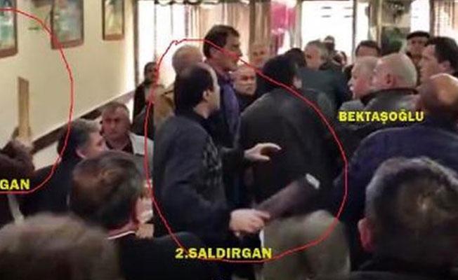 Giresun'da referandum çalışması yapan CHP'li Bektaşoğlu'na saldırı