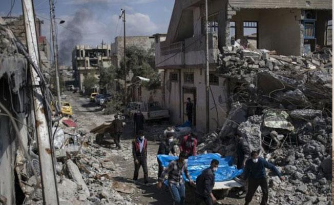 Irak ordusu: Musul'daki sivil ölümlerine IŞİD tuzağı neden oldu